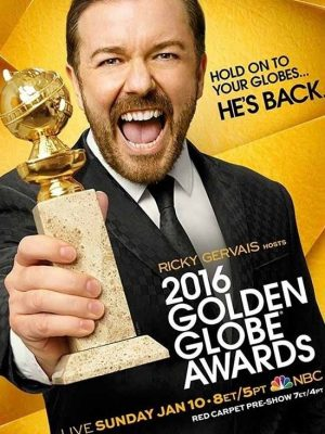THE 73 RD ANNUAL GOLDEN GLOBE AWARDS 2016